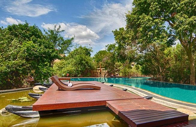 Jungle Beach Resort Kuchchaveli Sri Lanka